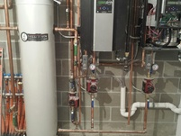 Click on Elite Boiler with Boiler Buddy System